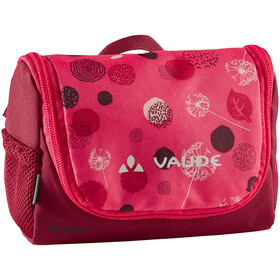 VAUDE Bobby Wash Bag Kids, bright pink/cranberry